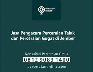 5. Jasa Pengacara Perceraian Talak dan Perceraian Gugat di Jember