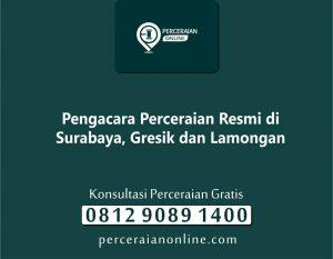 8. Pengacara Perceraian Resmi di Surabaya, Gresik dan Lamongan